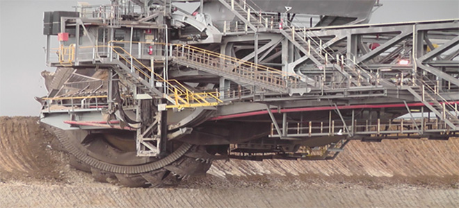 Coal Mining Industry Engineering and Maintenance
