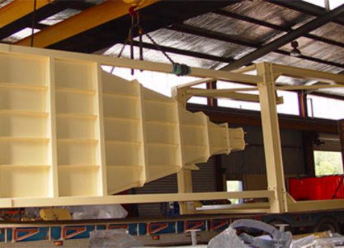 Heavy Steel Fabrication & Refurbishment