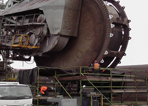 On-site & In-situ Line Boring