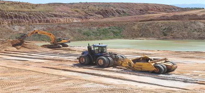 Sand Mining Industry Engineering and Maintenance